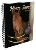 2018 Horse Savvy Day Planner & Equine Health Care Records